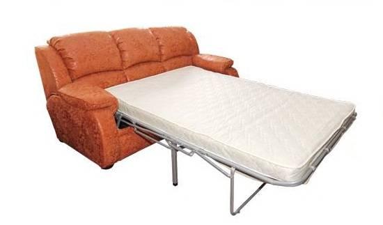 Купить матрас для французской раскладушки дивана цена